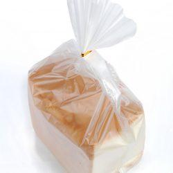 Bread in plastic bag